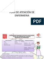 PLAN DE ATENCIÓN DE ENFERMERIA KATHERINE MONCADA