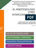 El Anestesiologo Como Interconsultante2
