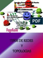 Tipos de Redes y Topologias SIG[1]