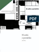El Estilo E-portfolio