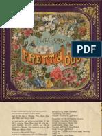 Pretty. Odd. - Booklet