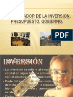Multiplicador,Inversion,Presupuesto,Gobierno[1]