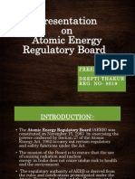 Regulatory Body