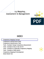 Competency Management With Few Tools