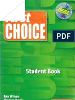 student book choice 1 smart