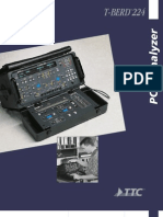 Acterna T-Berd 224 PCM Analyzer Data Sheet-1