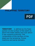 Philippine Territory