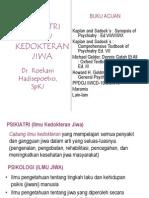 PSIKIATRI (Ilmu Kedokteran Jiwa)