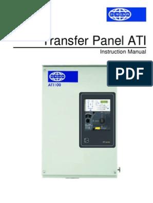 ATI 400 277-639 ATI English Manual (1)   Mains Electricity   SwitchScribd