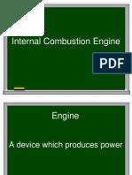 Basic Mecanical Ic Engines