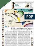 IL MUSEO DEL MONDO 23 - Lirica Di Vasilij Kandinsky (1911) - La Repubblica 02.06.2013