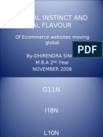 Websites Goin Global- internet marketing ppt