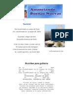 Eucaristía - Letra y Acordes