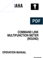 CommandLink Operation Manual(Round)