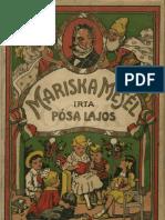 Pósa Lajos-Mariska mesél