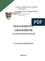 Managementul Asigurarilor