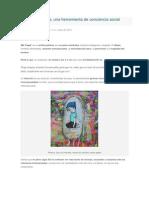 Arte gay en Puebla, una herramienta de conciencia social. Xóchitl Rangel