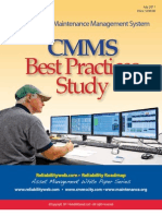 CMMS Best Practices Study - Reliabilityweb
