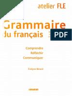 Grammair Du Francais B1 B2