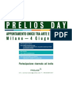 Massimo Caputi sponsor mostra di Mike Kelly - Prelios Day all'Hangar Bicocca