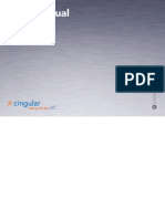 Cingular Motorola V3i UserGuide-090806