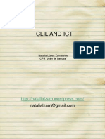 CLIL and ICT