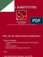 Milligan Blood Substitutes