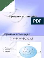 07 Normalni potencijal