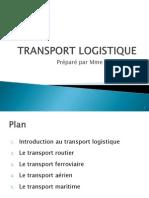 Cours Transport Logistique_1erepartie