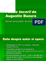 Fetele Tacerii de Augustin Buzura