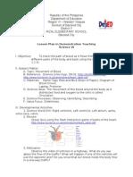 .Lesson Plan Demo