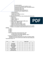 Post Test Bab 5 Dan 6
