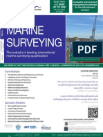 Diploma in Cargo Surveying