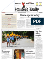 04/22/09 - The Stanford Daily [PDF]