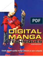 Digital Manga Techniques