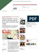 """Chicas """"tuneadas""""_ crece la moda de operarse antes de los 20 años y advierten sobre riesgos"""