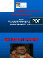 35941887 Sindrom Down Ppt