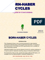 Born Haber Cycle