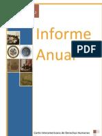 CIDH - Informe 2012