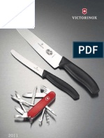 Victorinox Catalogue 2011 English