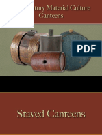 Military - Arms & Accoutrements - Canteens