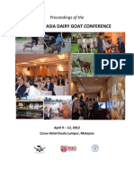 First Asia Dairy Goat Conference