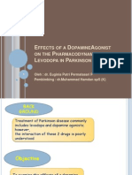 Effects of a Dopamine Agonist.pptx