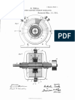 Patent US447921 - NIKOLA TESLA -  Alternating-electric-current generator