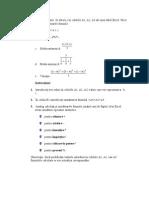 Problem e Excel