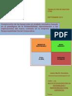 Construcción de las bases para un modelo normativo basado en el paradigma de la Sostenibilidad. TFM Jesús Martín González.