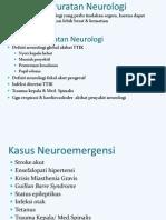 neurologi gawat darurat