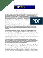 AM A FILIPINO - Declamation piece.docx