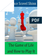 The Game of Life and How to Play It - By Florence Scovel - Yasser