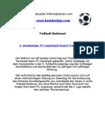 2. Liga - FC Ingolstadt feuert Trainer Fink